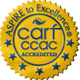 CARF U.S. SEAL OF ACCREDITATION